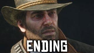 RED DEAD REDEMPTION 2 ENDING Walkthrough Part 43 (Full Game)