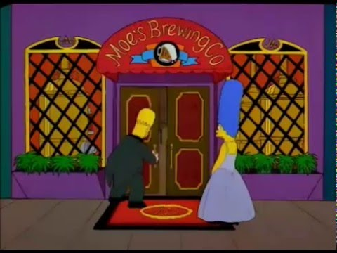 You're A Long Way From Home, Yuppie Boy (The Simpsons)