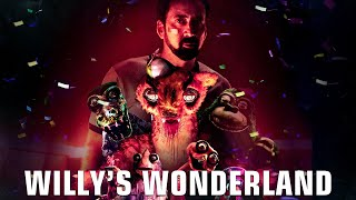Five Nights at Willy's - Willy's Wonderland 🎬