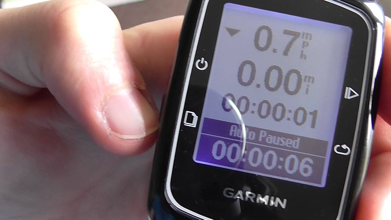 Garmin Edge 200 Review + How to use step by easy guide!