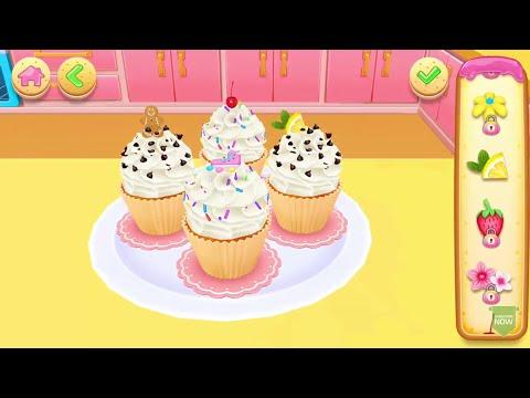 Cooking Games For Girls Cooking Games - Cooking Colorful Cake