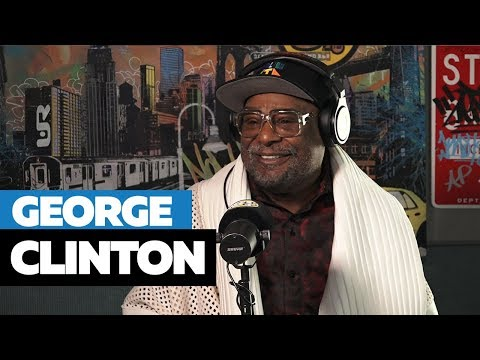 George Clinton Drops Gems On Cardi B's Success, Wu-Tang, & Hip Hop