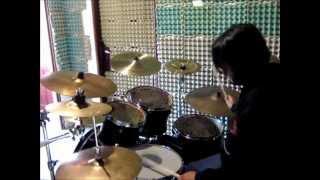 Dave Weckl - Taboo cover By Gean Cunha