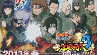 Naruto Shippuden: Ultimate Ninja Storm 3 - Leaf Shinobi, Gedo Mazu Scans