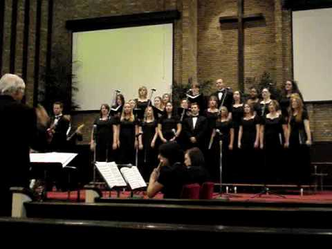 Jacksonville College Choir
