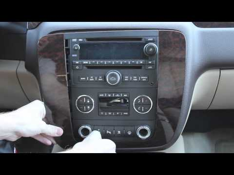 How to install iSimple Gateway for GM, Chevrolet, GMC, ect pt2 1of2