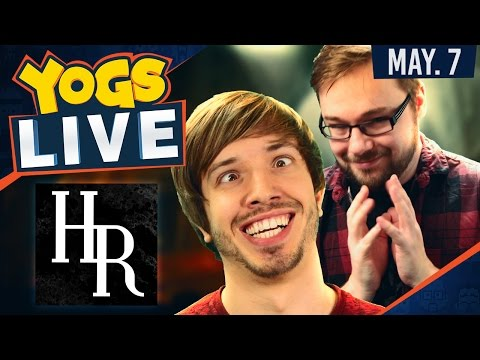 VESUVIAS BLACKMANTLE! - HighRollers D&D: Episode 46 (7th May 2017)