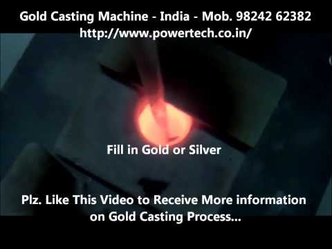 Gold Casting Machine, Gold Jewellery Vacuum Casting Machine, Process Equipment, Gold making  A