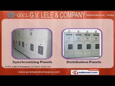 Electrical Control Panels by G.V. Lele & Company, Pune