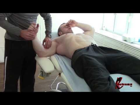 Roman Fritz - Rextreme TV - Episode 012 - A.R.T. session, calves, quads and a haircut