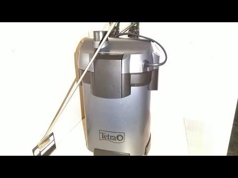 Внешний фильтр Tetra EX 600 Plus. С чем пришлось столкнуться.