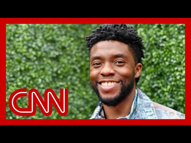 Tributes for Chadwick Boseman pour in from friends and co-stars