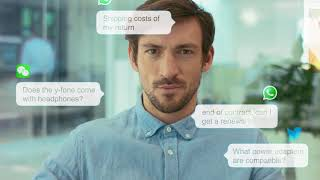 Customer Contact via messaging apps For more information: https://w...