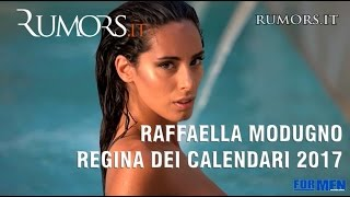 Raffaella Modugno sexy protagonista del calendario di For Men …