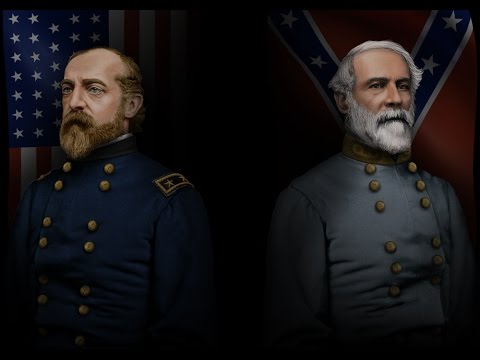 Ultimate General: Civil War - Union Campaign #1 - First Steps
