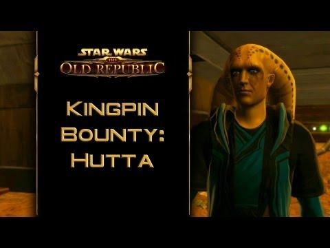 SWTOR: Kingpin Bounty Hutta [incl. kill & capture ending]