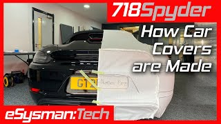 How Bespoke Car Covers are Made!
