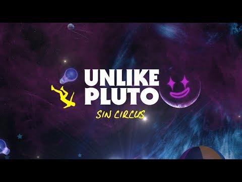 Unlike Pluto -