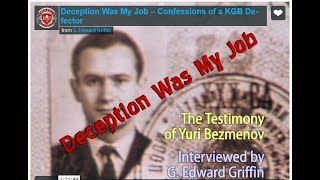 WATCH - HOW to DESTROY a NATION from WITHIN - EX KGB Agent Tells All