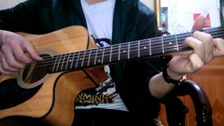 Mùa xa nhau - intro guitar