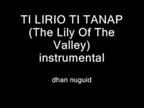 The Lily Of The Valley '' TI LIRIO TI TANAP '' instrumental