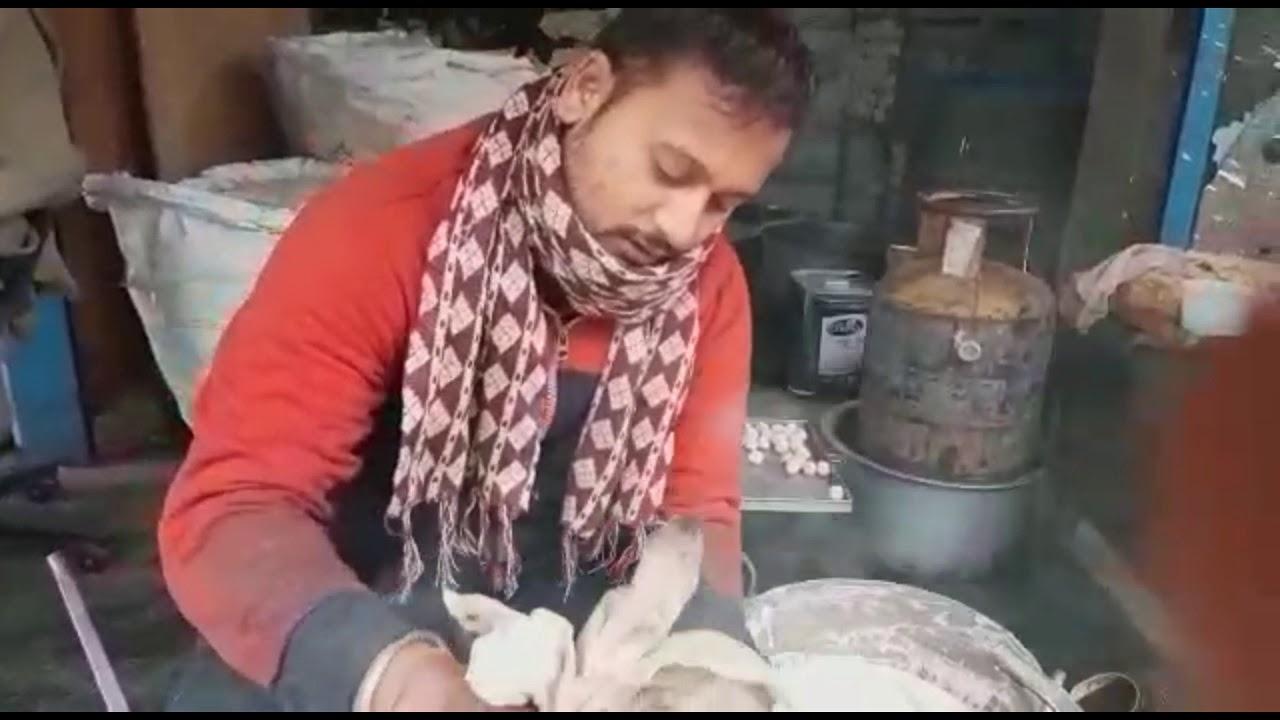 Sardi ki subah aur Meerut ki Kachori- bhai waaah!!