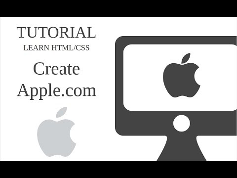 How To Create Apple.com