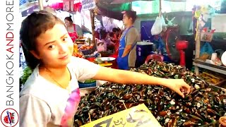 Amazing Sea Food @ Naklua Fish Market Pattaya - Thailand