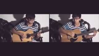 Because I miss you guitar cover