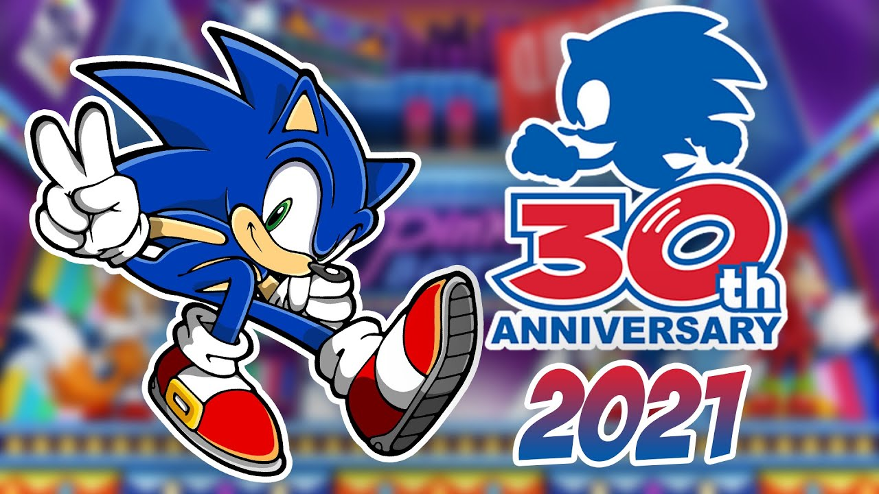 2021 Will Be The Year Of Sonic The Hedgehog