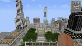 Minecraft City 3