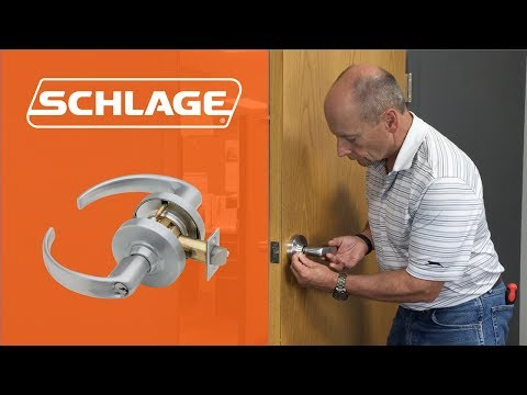 Opening Schlage F Series Knobs Amp Levers Using The Hpc F