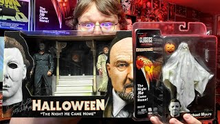 Unboxing Holy Grails - NECA Cult Classics Michael Myers & Halloween The Night He Came Home Box Set