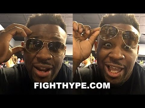 "(OH NO!) JARRELL MILLER CLAIMS ""SISSY"" ANTHONY JOSHUA TURNED DOWN WILDER FIGHT; DISSES JOE JOYCE"
