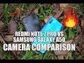 Xiaomi Redmi Note 7 Pro vs Samsung Galaxy A50 Camera Comparison