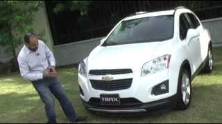 Chevrolet Trax 2014 Review Automocion Rd