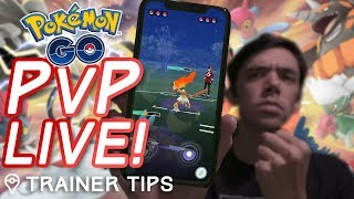 POKÉMON GO PVP IS LIVE!! FIRST EVER TRAINER BATTLES IN POKÉMON GO