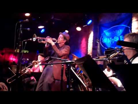 Brian Capenter's Ghost Train Orchestra-Slow Vintage Blues-2013 NYC Winter Jazz Fest