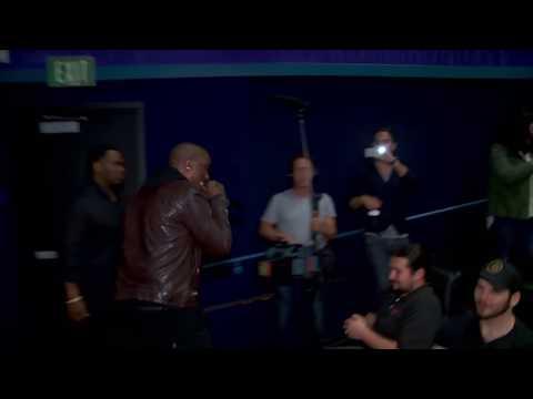 """Furious 7 Fan Screening - Vin Diesel, Jordana Brewster, Tyrese Gibson, Chris """"Ludacris"""" Bridges"""