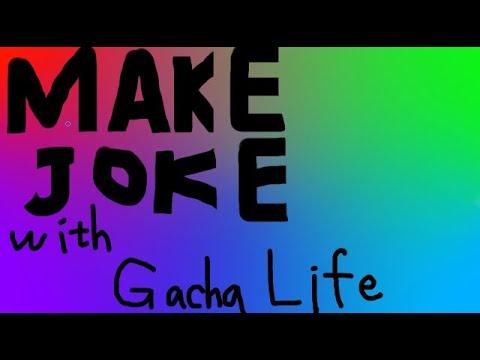 用gacha life做出三度的笑話   Make a joke with gacha life - YouTube