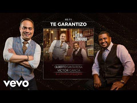 Gilberto Santa Rosa - Te Garantizo (Audio)