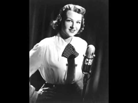Jo Stafford - Manhattan Serenade 1942 Tommy Dorsey & His Orchestra
