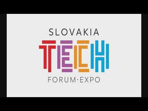 9.11.2018 SLOVAKIA TECH Expo Forum 2018