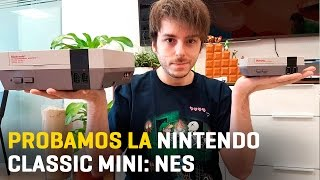 Probamos la Nintendo Classic Mini NES