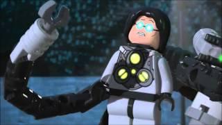 Лего Тук тук тук я человек паук