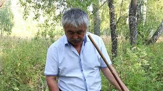 Азат Аиткулов изготовление курая.