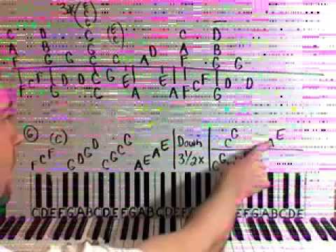 Piano Lesson Walking In Memphis Shawn Cheek Tutorial Youtube