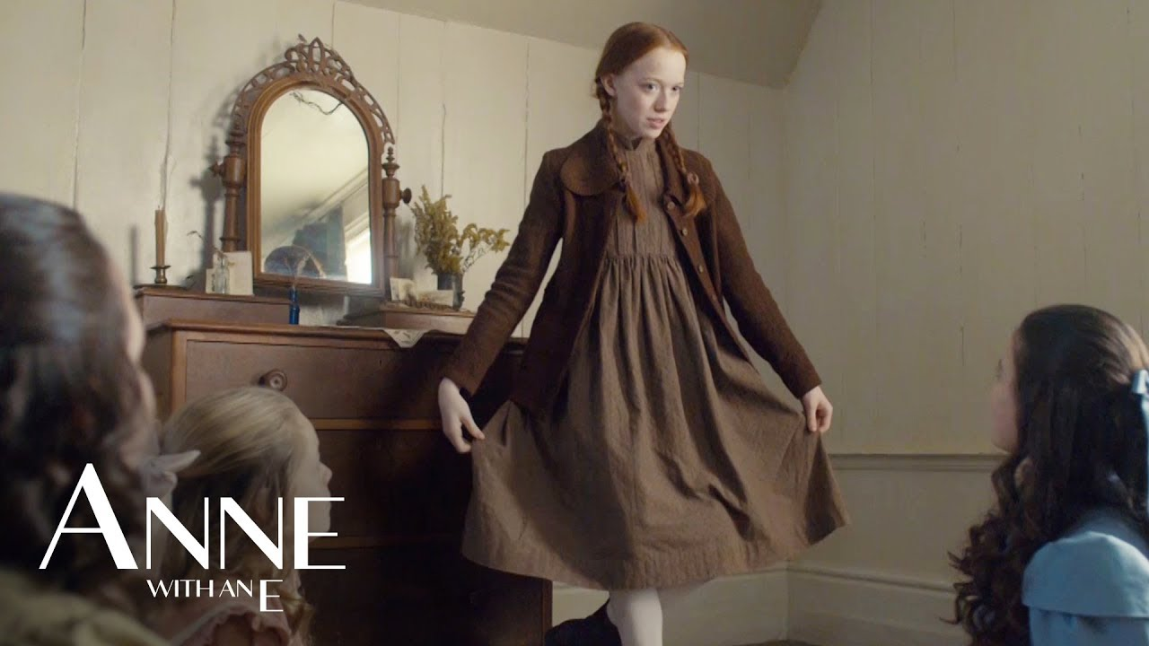 """Download """"The Rules of Kissing"""", Episode 5 Preview   Anne with an E: Season 2"""