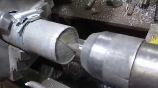 Изготовление пулилейки разрезной