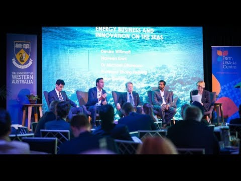 In The Zone: The Blue Zone 2017 - Panel Discussion #3: Energy business and innovation on the seas